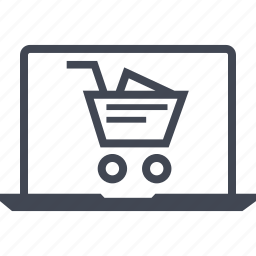 cart, online, shopping icon