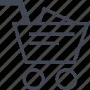 add, cart, shop, shopping
