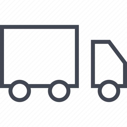 Online, shopping, truck icon - Download on Iconfinder