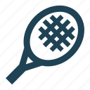 equipment, shopping, solid, sport, tennis, tennis racket, tennis racquet icon