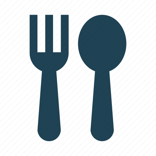cutlery, eating, fork, meal, shopping, spaghetti, spoon icon