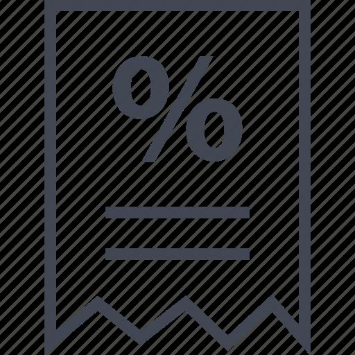 copy, note, receipt icon