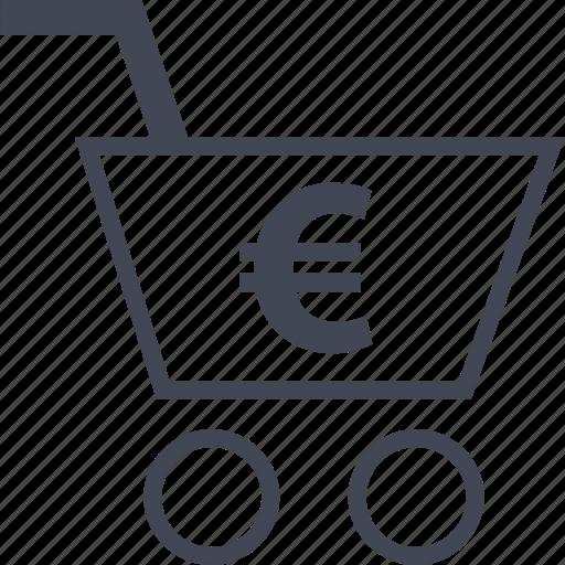 cart, shopping, uk icon