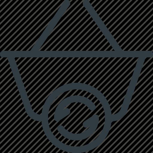Basket, buy, refresh, shop, shopping icon - Download on Iconfinder