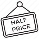 community markets, special coupons, black friday, half price, sale offer