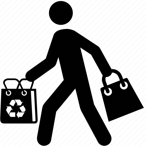 bag, business, mall, market, people, shopper, shopping icon