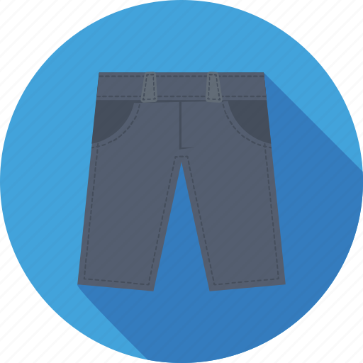 bermuda shorts, britches, clothing, knickers, shorts icon