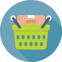 basket, buy, e commerce, e store, shopping icon