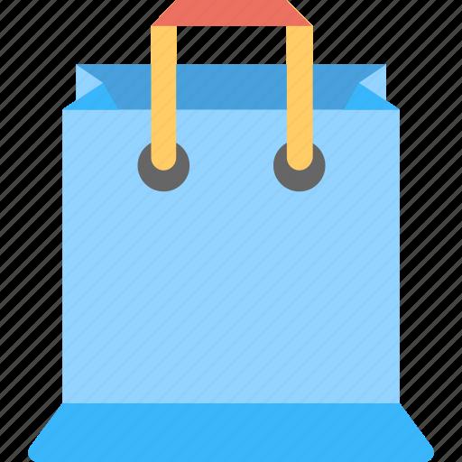 paper bag, reusable bag, shopper bag, shopping bag, tote bag icon
