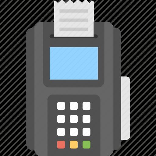 payment terminal, point of sale, pos, pos machine, pos terminal icon