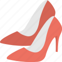pump shoes, red pumps, pair of shoes, high heels shoes, women shoes