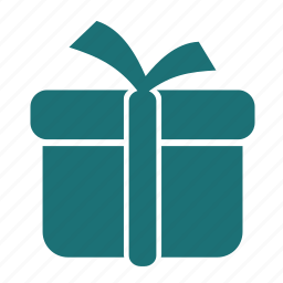 box, gift, package, packaging, shopping icon