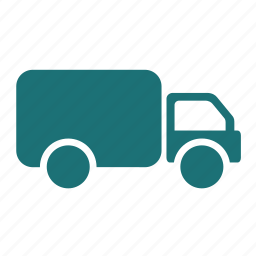 car, delivery, pickup, shopping, transport, truck icon