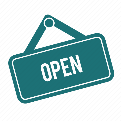 market, open, open shop, shop, shopping, store icon