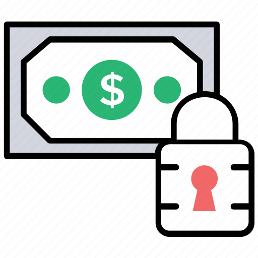 cash payment, payment option, payment protection, secure payment, secure transaction icon