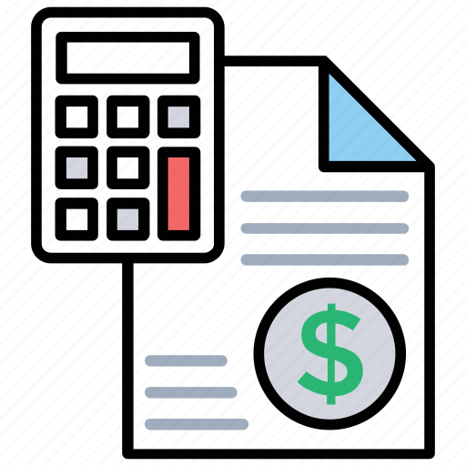 budget, business plan, financial plan, microeconomics, pricing tool icon