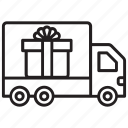cargo, delivery, freight, logistics, shipment, shipping icon