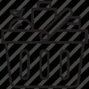 farm basket, food basket, food hamper, fruit basket, grocery cart, ingredient basket, vegetable basket