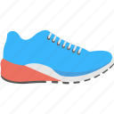 jogger, runner shoe, shoe, soccer shoe, tennis shoe icon