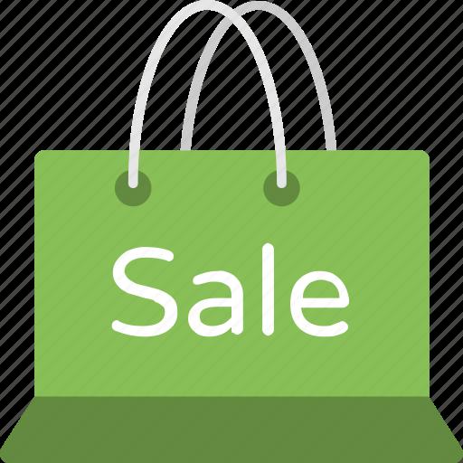 reusable bag, sale, shopper bag, shopping bag, tote bag icon