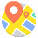 address, gps, location, map, marker, navigation icon