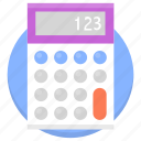accounting, budget, business, calculate, calculator, finance icon