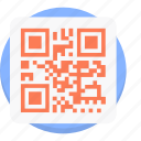 code, commerce, product, qr, retail, scan icon