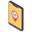 icart ., mall location, mall map, shopping centre, store location icon