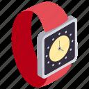 designer watch, mens watch, timepiece, watch, wrist watch icon