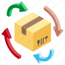cardboard delivery, delivery box, delivery service, gift delivery, online delivery icon