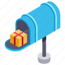 cargo service, delivery, delivery service, gift delivery, parcel delivery icon