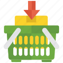 buy goods, cart shopping, ecommerce, purchasing, shopping icon