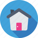 cottage, home, house, hut, villa icon