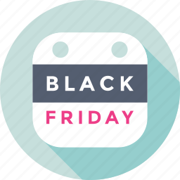 advertisement, black friday, discount, sale, shopping icon