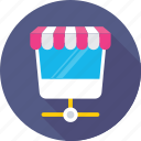 e commerce, m commerce, mobile shopping, online shopping, shopping app icon