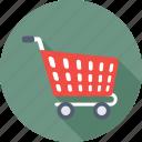 add item, add product, cart, shopping trolley, trolley icon