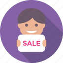 commerce, e commerce, offer, sale, shopping icon