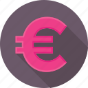 commercial, euro, europe, price tag, sale icon