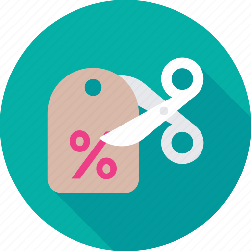 cutting, expire tag, expired offer, sale, tag icon