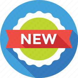 new, new offer, new product, shopping, shopping offer icon