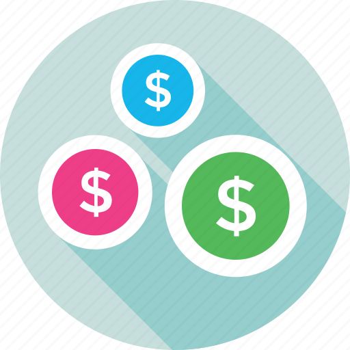 cash, currency coin, dollar, economy, usd icon
