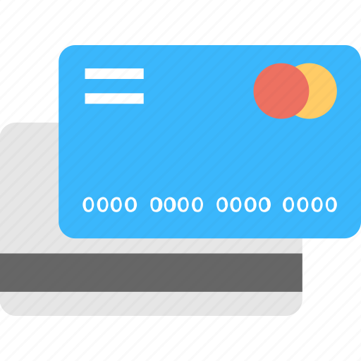 atm card, bank card, bank credit card, credit card, debit card icon