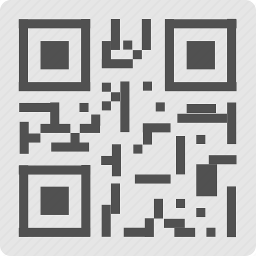 matrix barcode, qr, qr code, qr code structure, quick response code icon