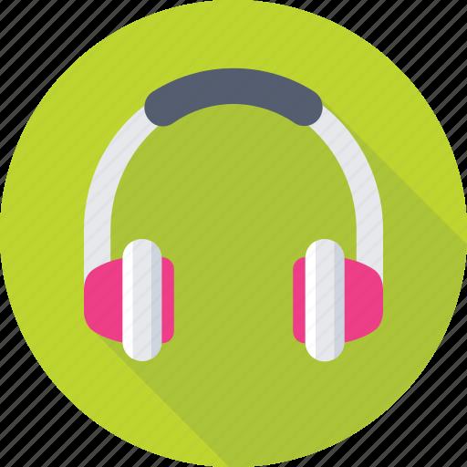 customer service, earphones, gadget, headphone, music icon