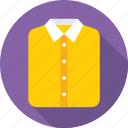 clothes, clothing, dress shirt, fashion, shirt icon