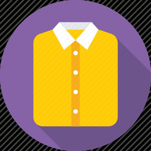 clothes, clothing, dress shirt, fashion, shirt icon