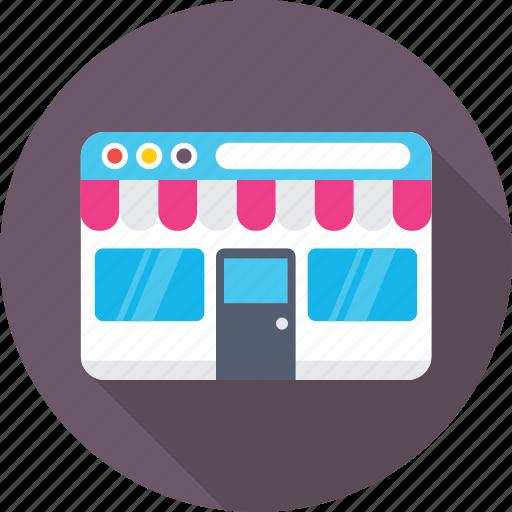 market, retail, shop, shopping, store icon