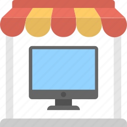 ecommerce website, online store, online store website, online store. online shop icon