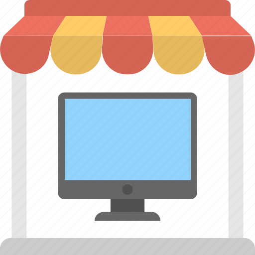 ecommerce website, online store, online store website, online store. online shop icon