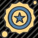 award, favorite, star